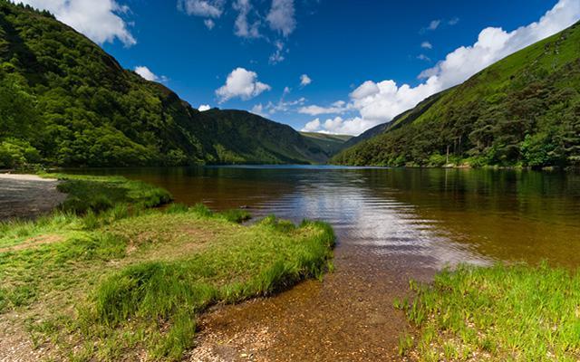 Vandringer i det grønne Irland
