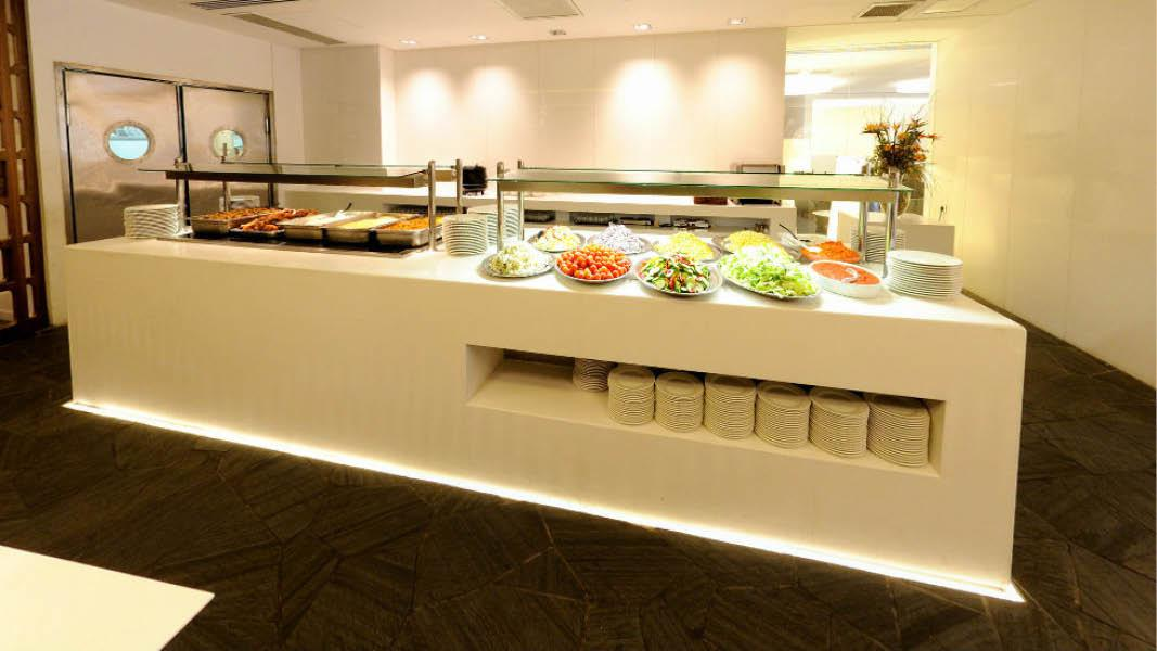 buffet Jerusalem towers Hotel