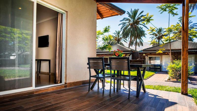 Bo i fantastiske omgivelser på Yama Resort