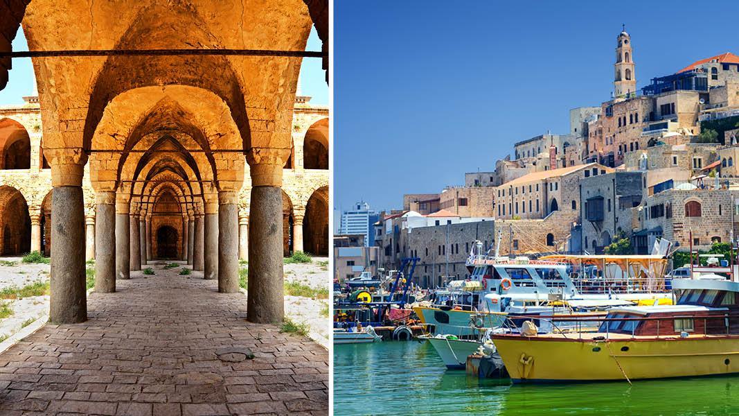 Kulturel Rundrejse I Israel L Kulturrejser Europa