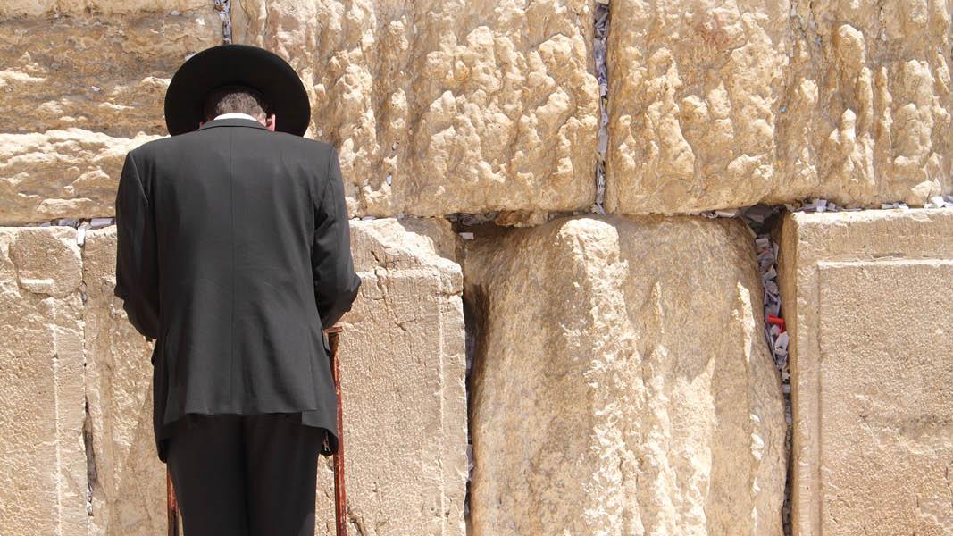 Rejse til Israel, Det Hellige Land, Jerusalem, grædemuren, jøder