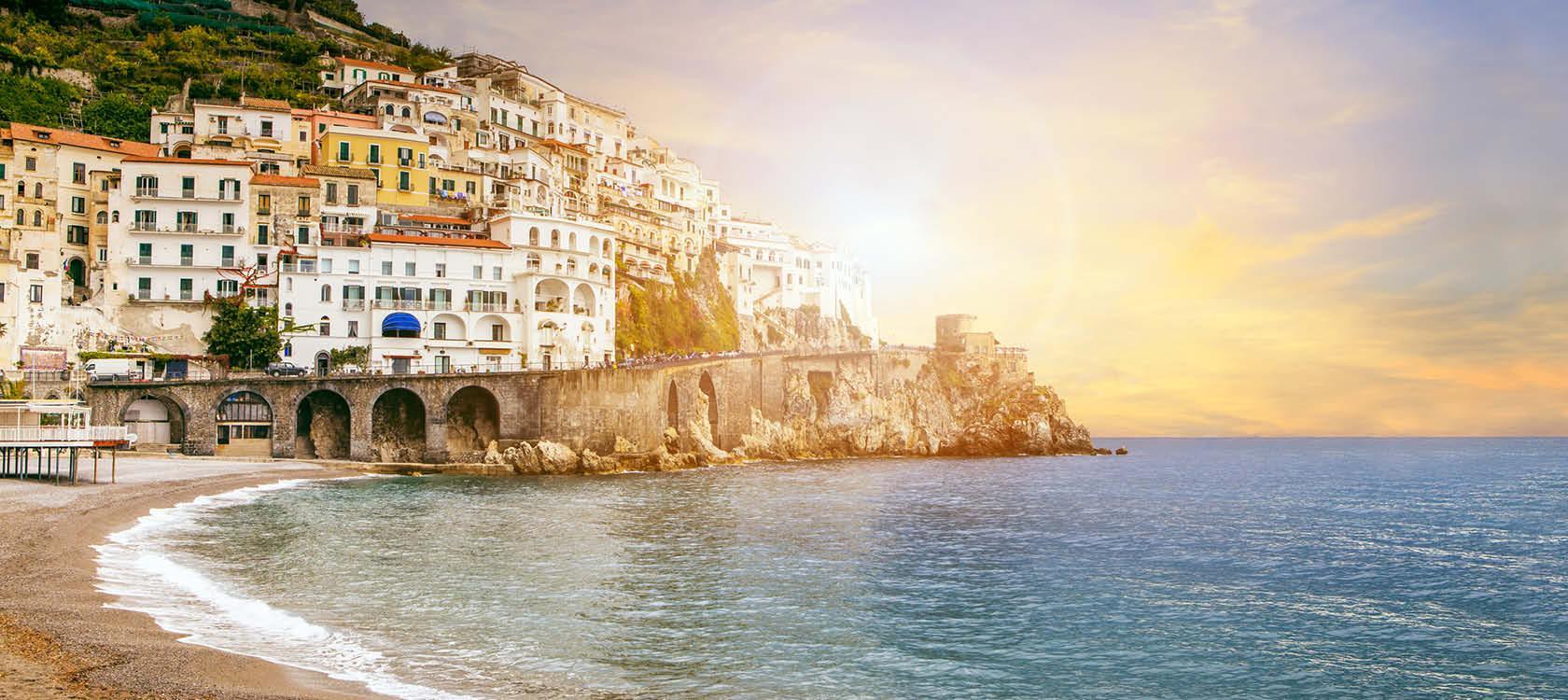Kulturrejse til Amalfikysten, Italien