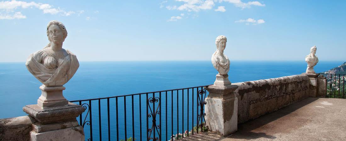 Rejser til Amalfikysten i Italien | Amalfi | Kulturrejser Europa™