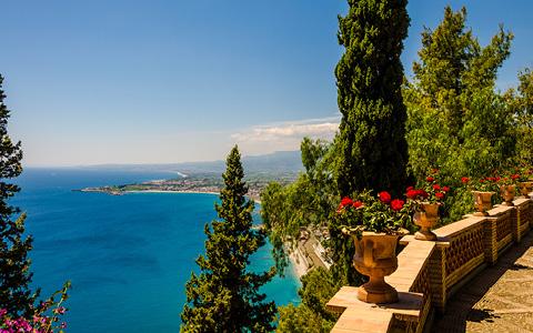Siciliens sol- og skyggesider