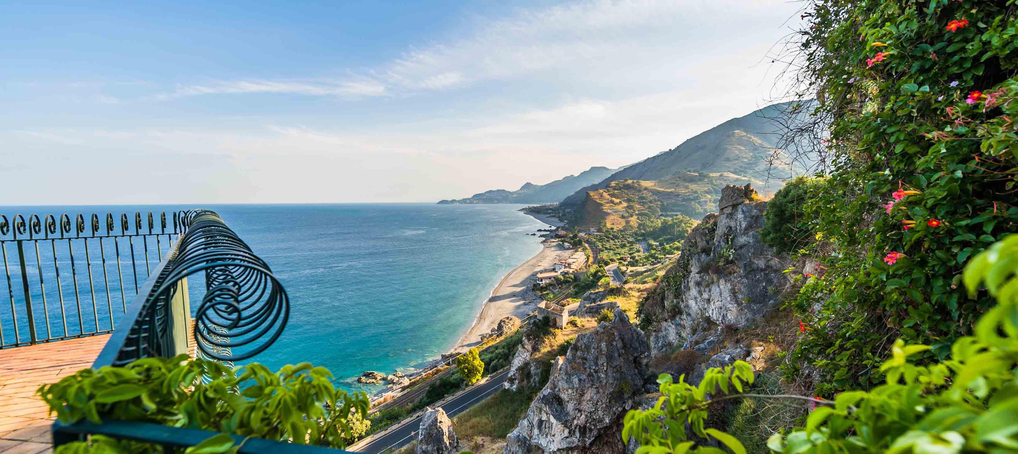 Italien, klassiske Sicilien