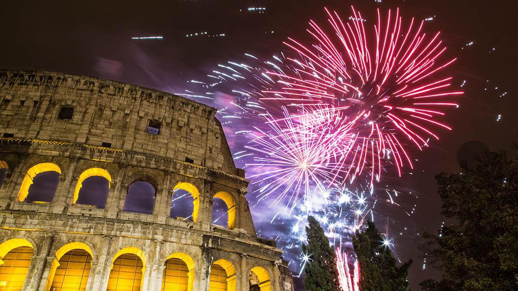baa80b2b51d6 Nytårsrejse til Rom l Fejr nytår i Italien l Kulturrejser Europa™