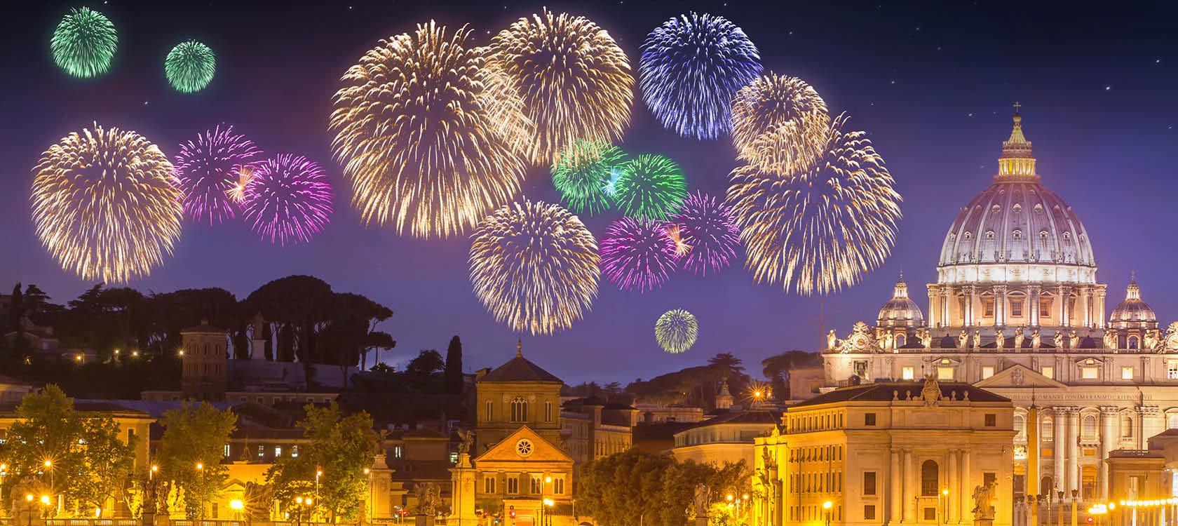 Nytår i Rom