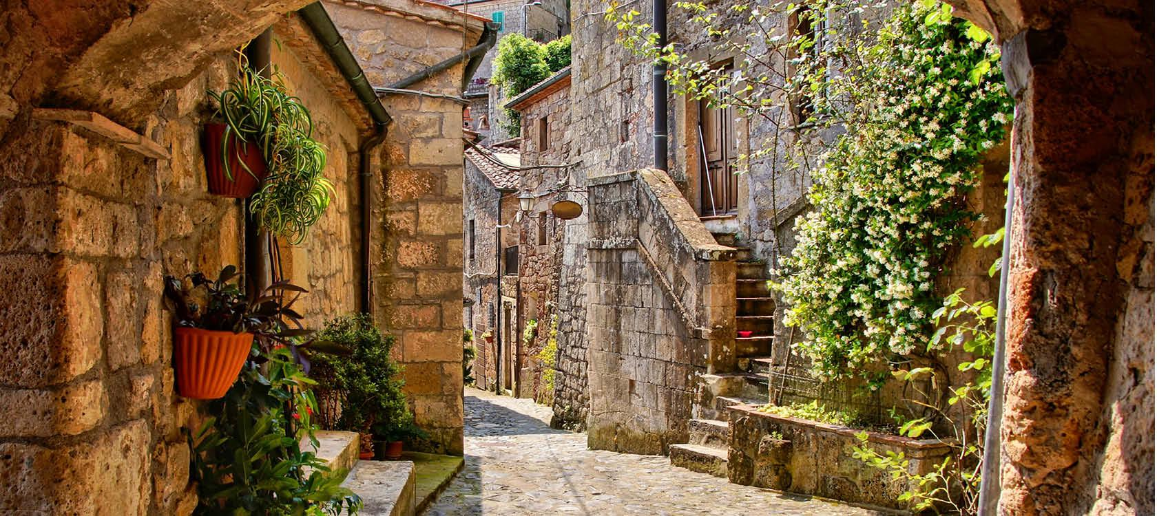Kulturrejse til Toscana og Umbrien
