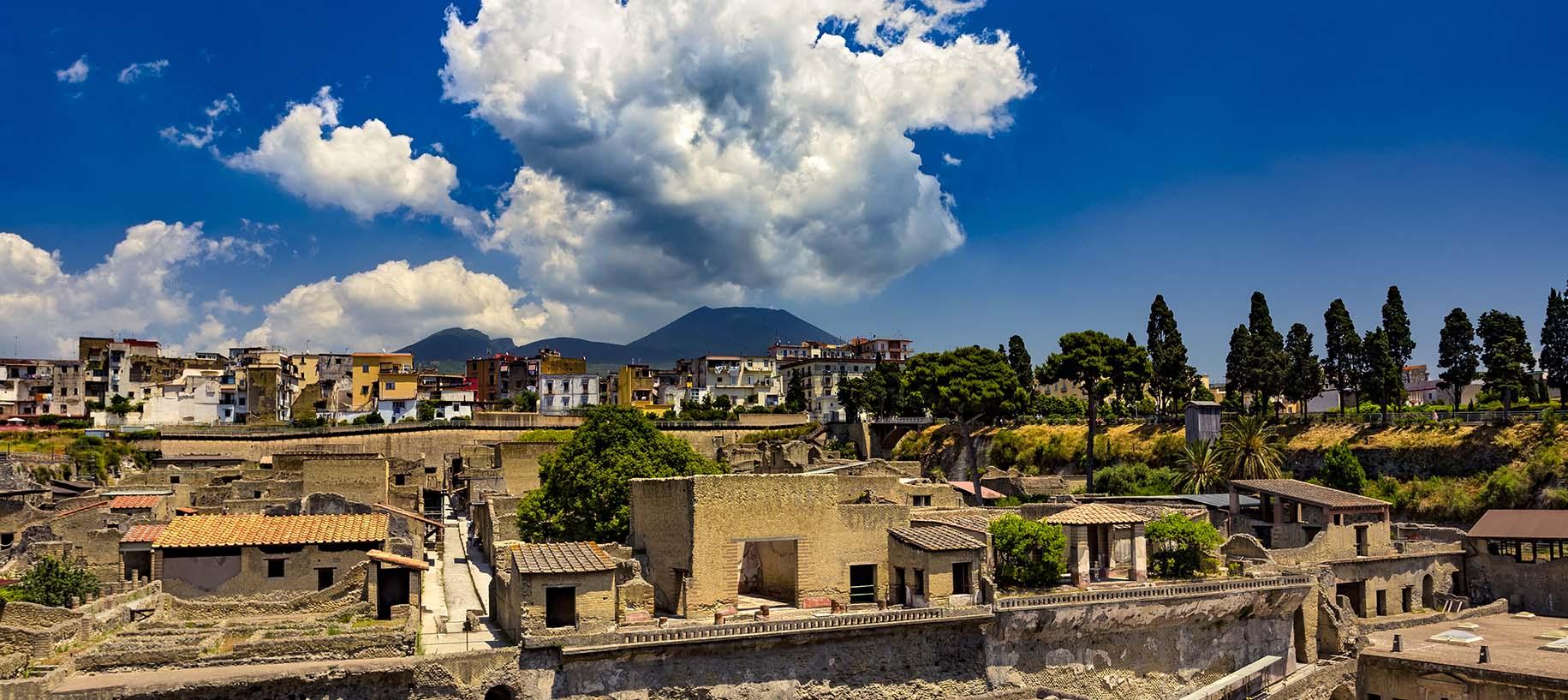 Kulturrejse - Oplev Pompeji og Vesuv