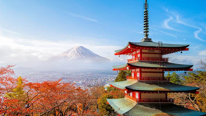 Mt Fuli, Japan