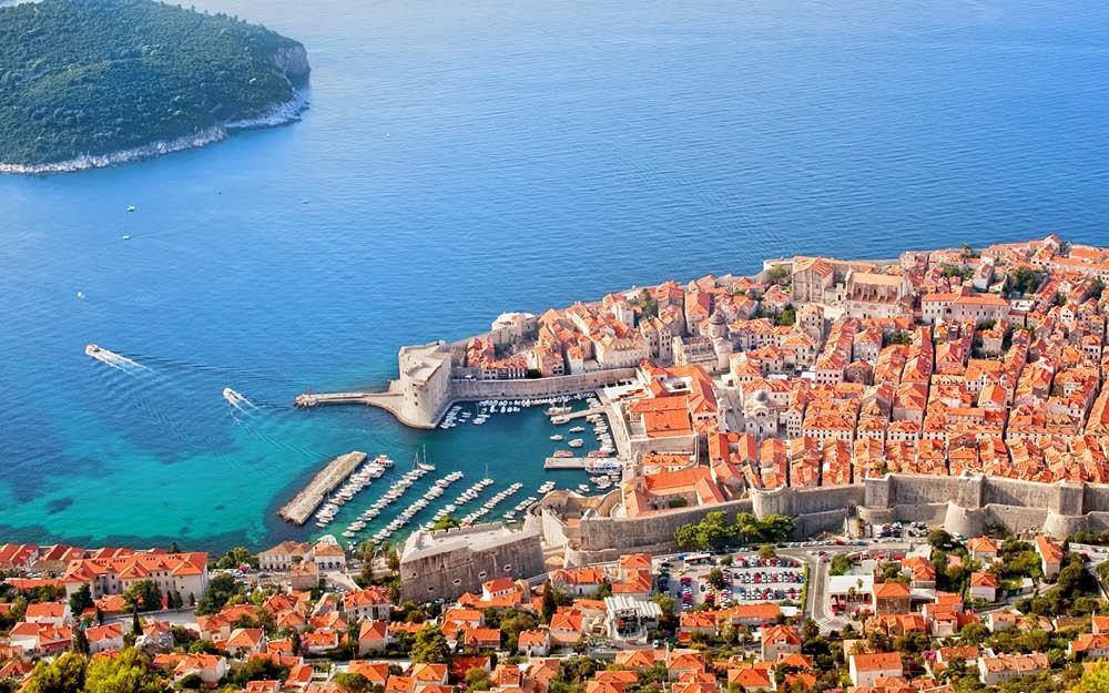 Betagende balkan 12 dages balkan rundrejse for Kroatien designhotel