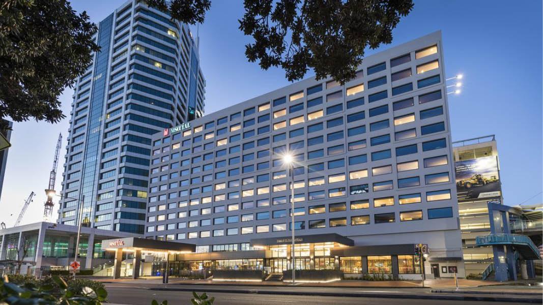 Hotel i Auckland, New Zealand