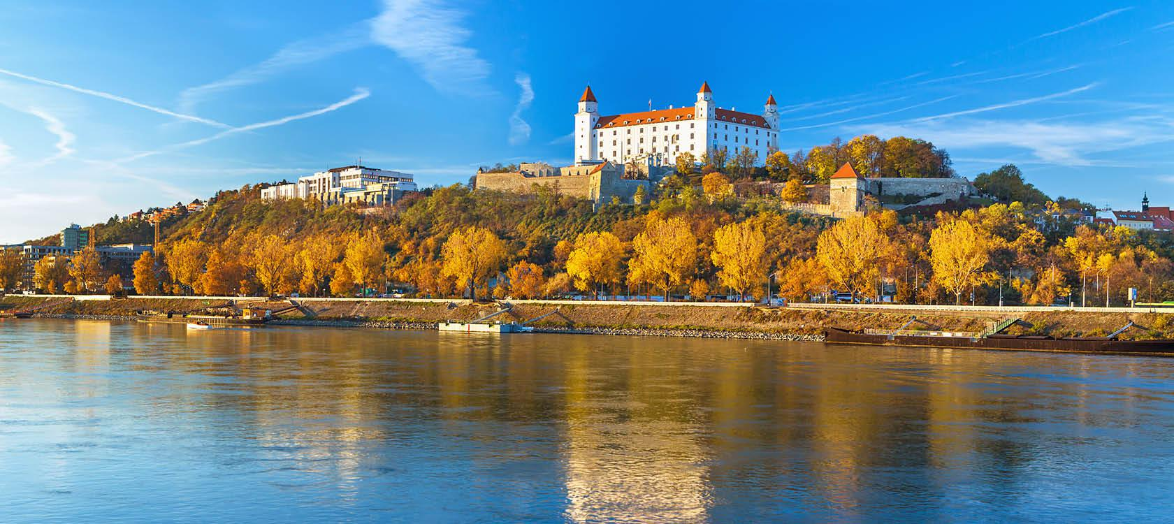 Krydstogt på Donaufloden i 2018 med Samvirke