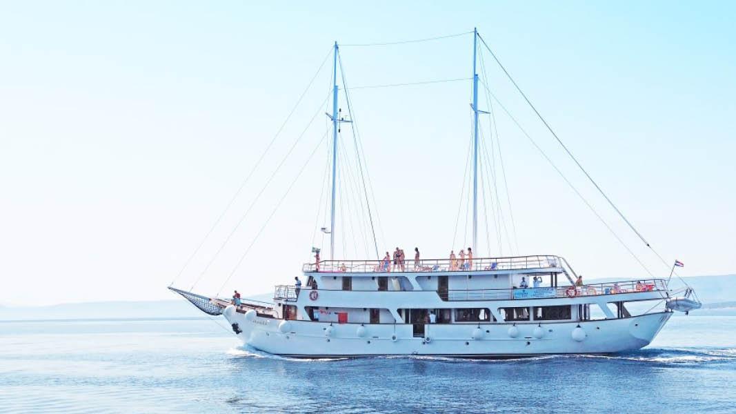 Krydstogt - Den kroatiske sk�rg�rd