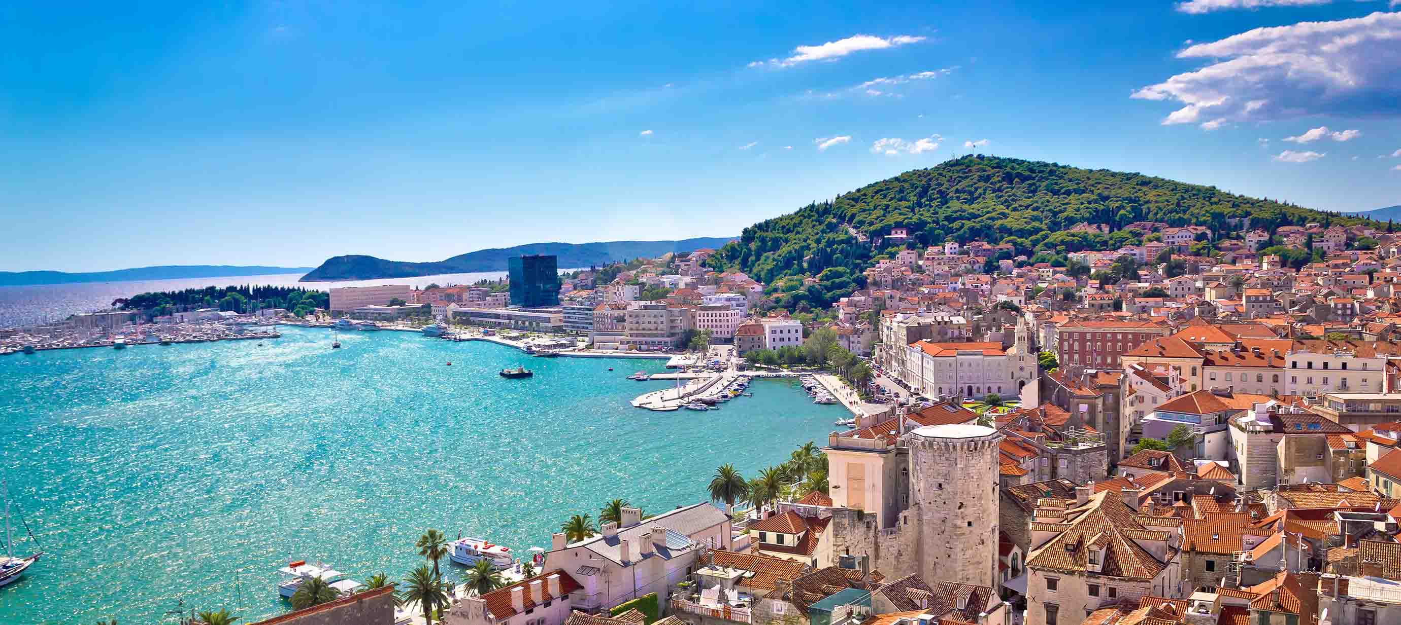 Tag på krydstogt til den kroatiske skærgård med Kulturrejser Europa (Split)