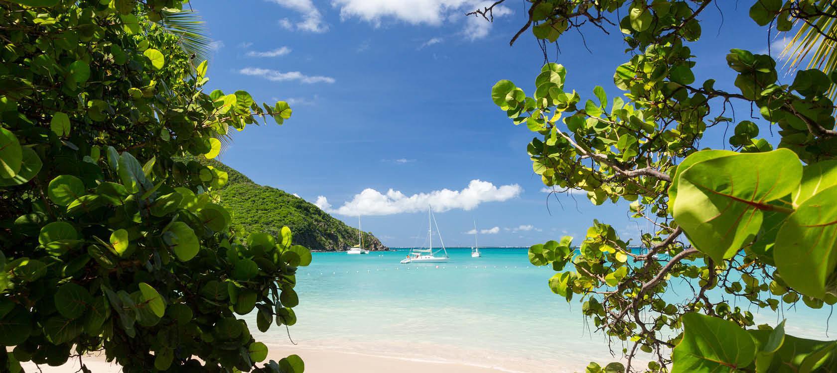 Krydstogt i Caribien