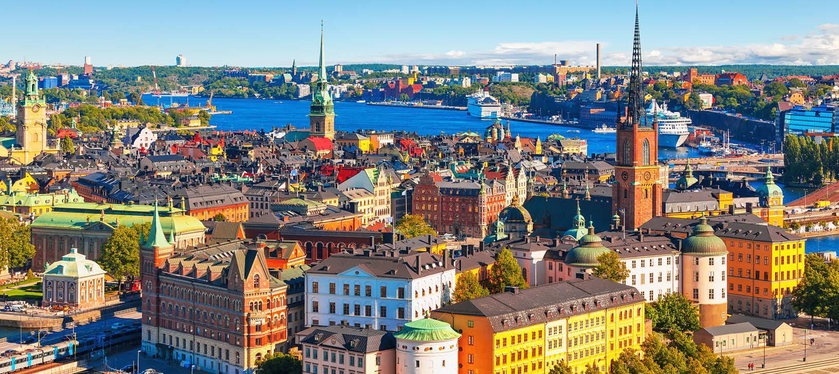 Krydstogt fra København til Østersøen