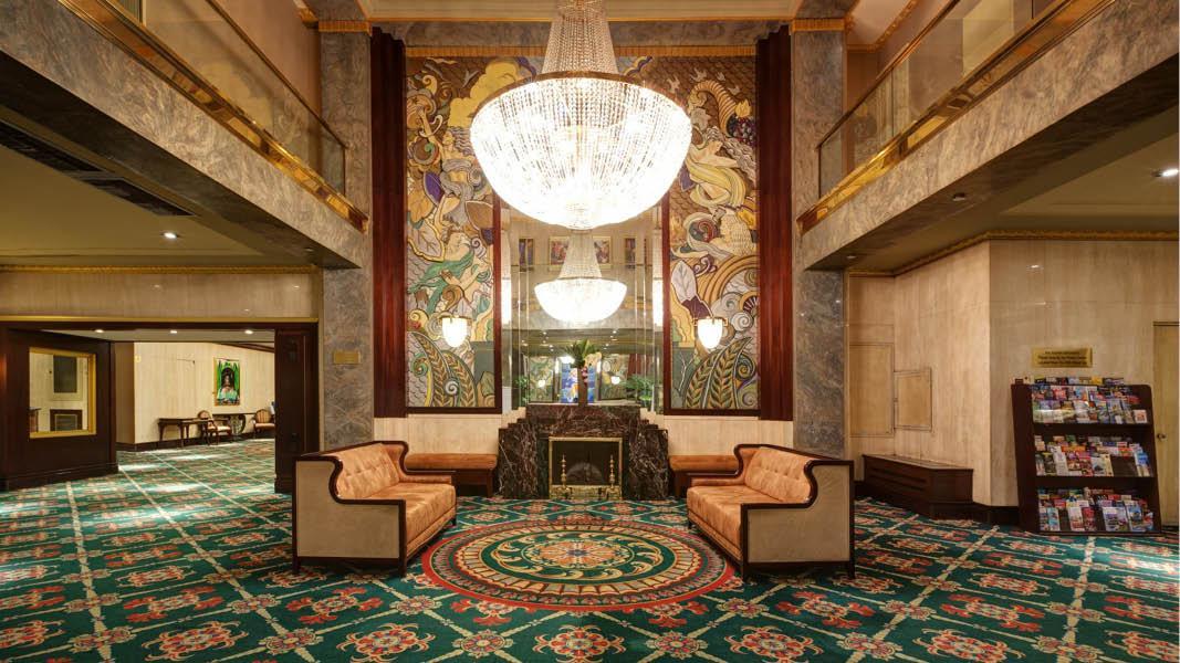 Hotel Wellington, Nordatlantisk krydstogt til New york