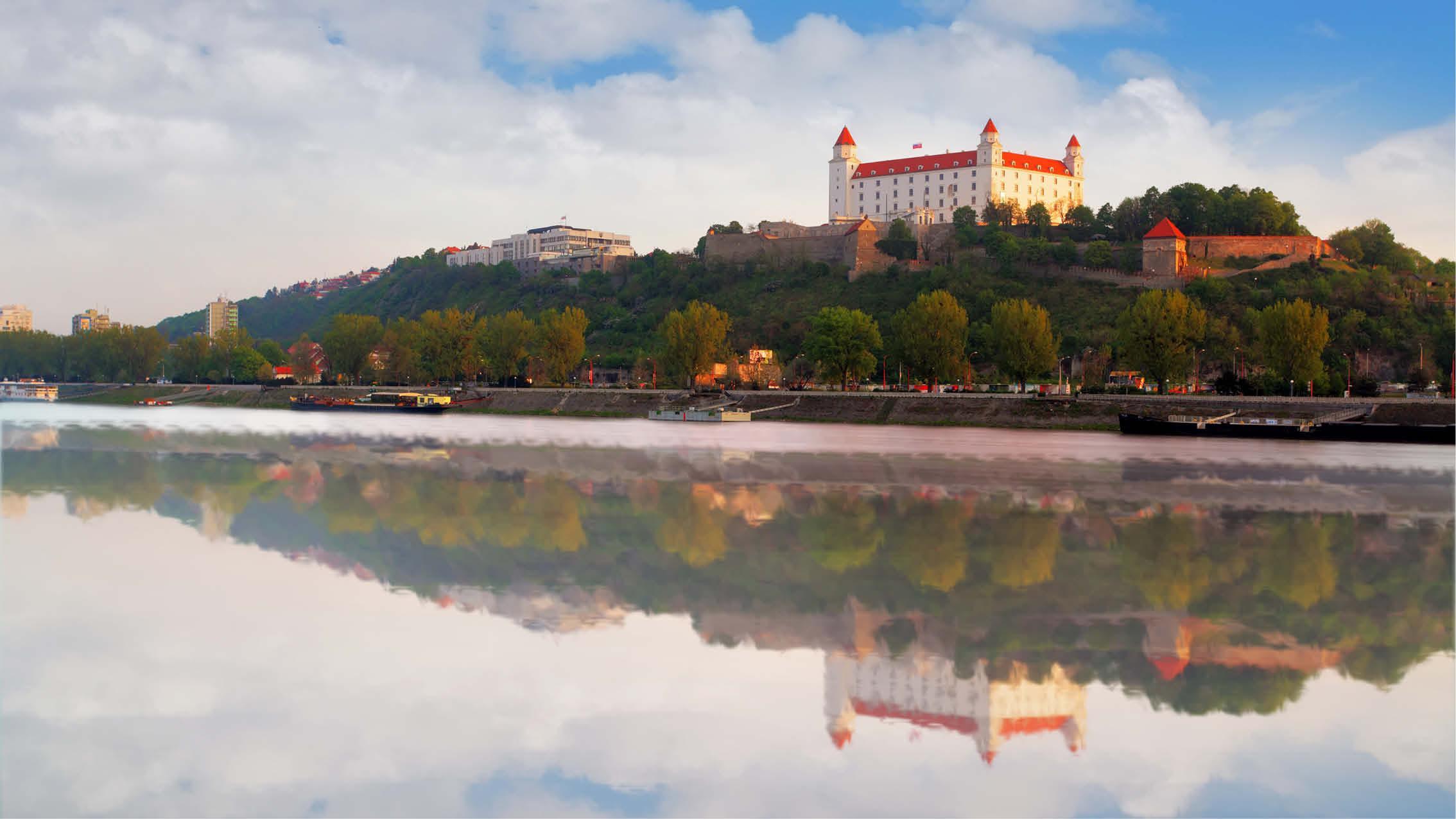 Oplev kulturen og livet langs Donaufloden