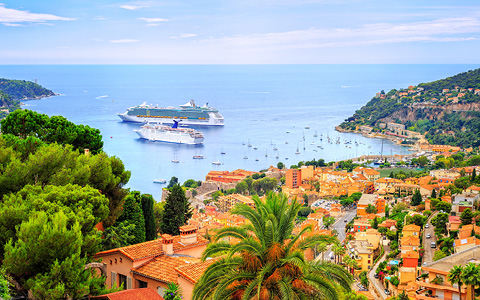 Sommersejlads i Middelhavet