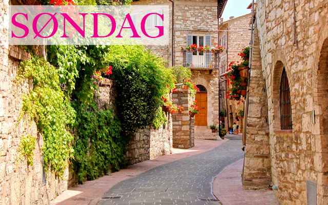 Læserrejse til Umbrien & Toscana