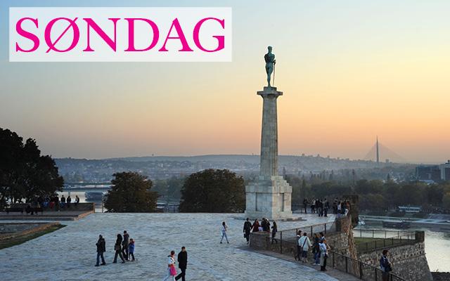 Læserrejse til Beograd