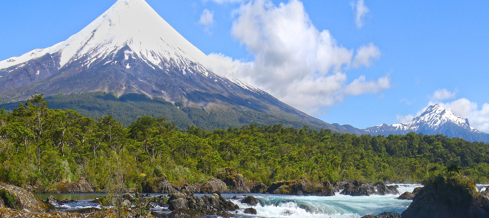 Se den bemærkelsesværdige natur i Argentina og Chile