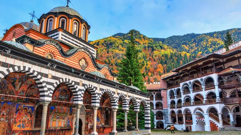 Oplev Bulgarien med Kulturrejser
