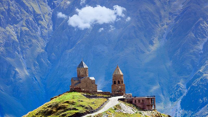 Oplev Georgien og Armenien med Kulturrejser