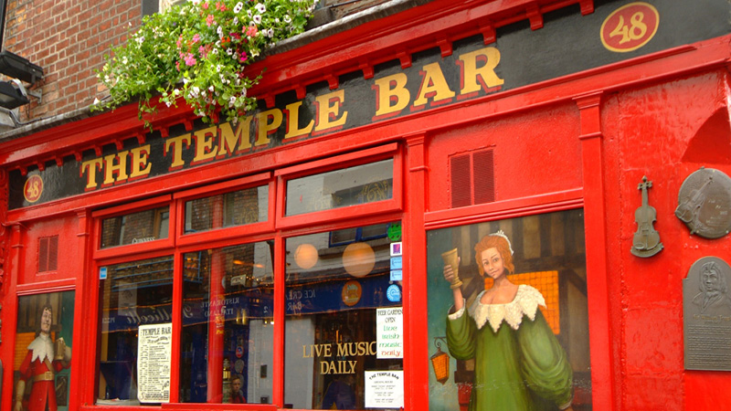 Besøg Irland med Kulturrejser