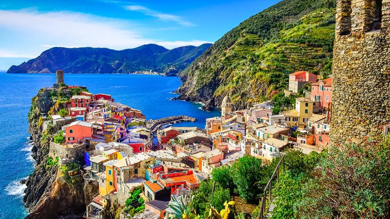 Oplev det fantastiske Italien