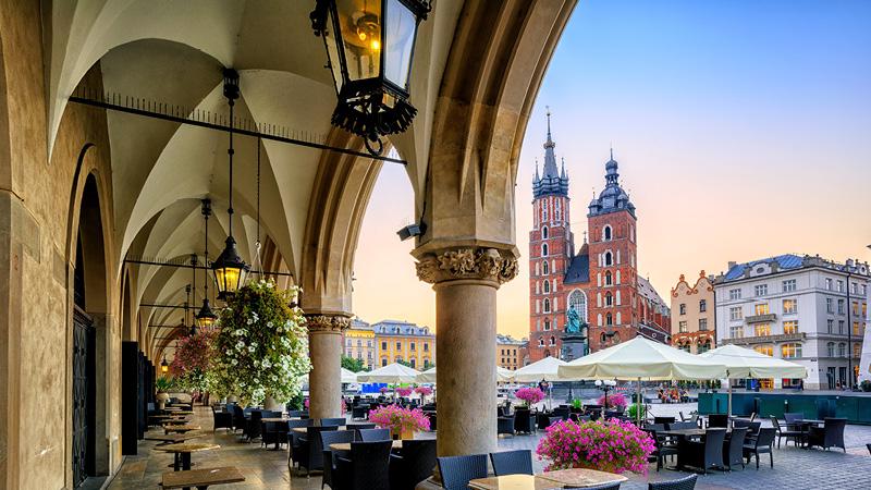 Oplev det skønneste Polen med Kulturrejser