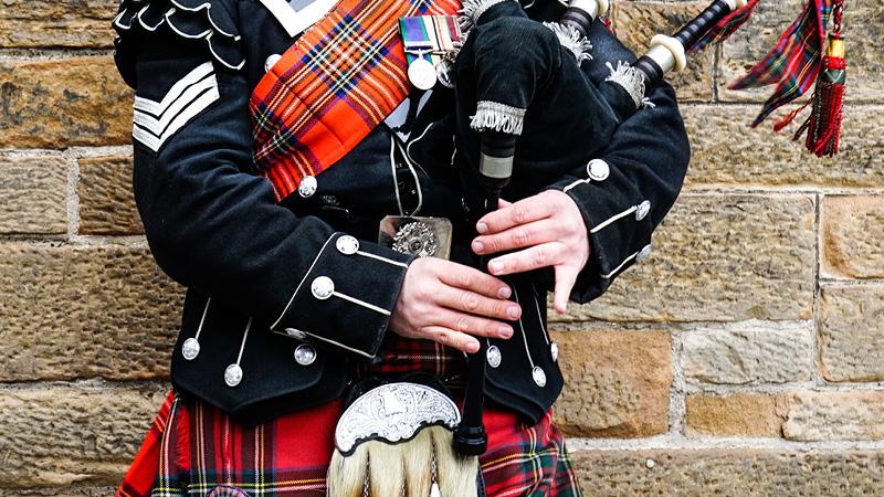 Rejs til det skønne Skotland med Kulturrejser