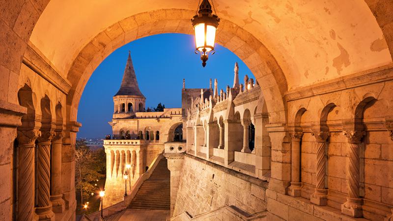 Besøg Ungarn med Kulturrejser