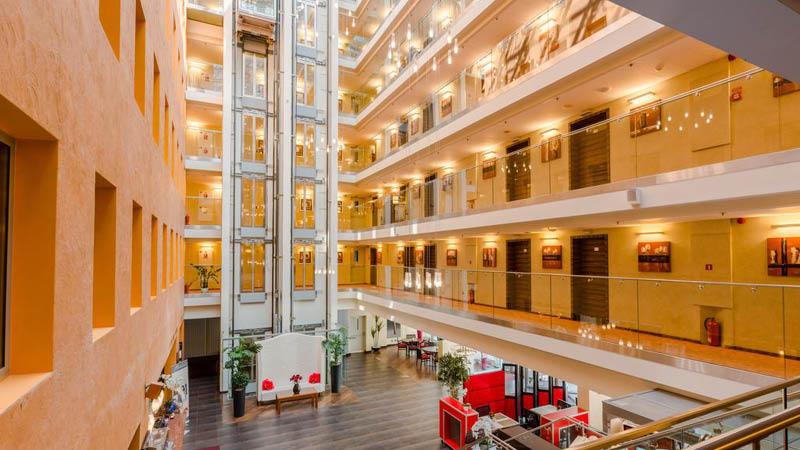 hotel avalon riga letland