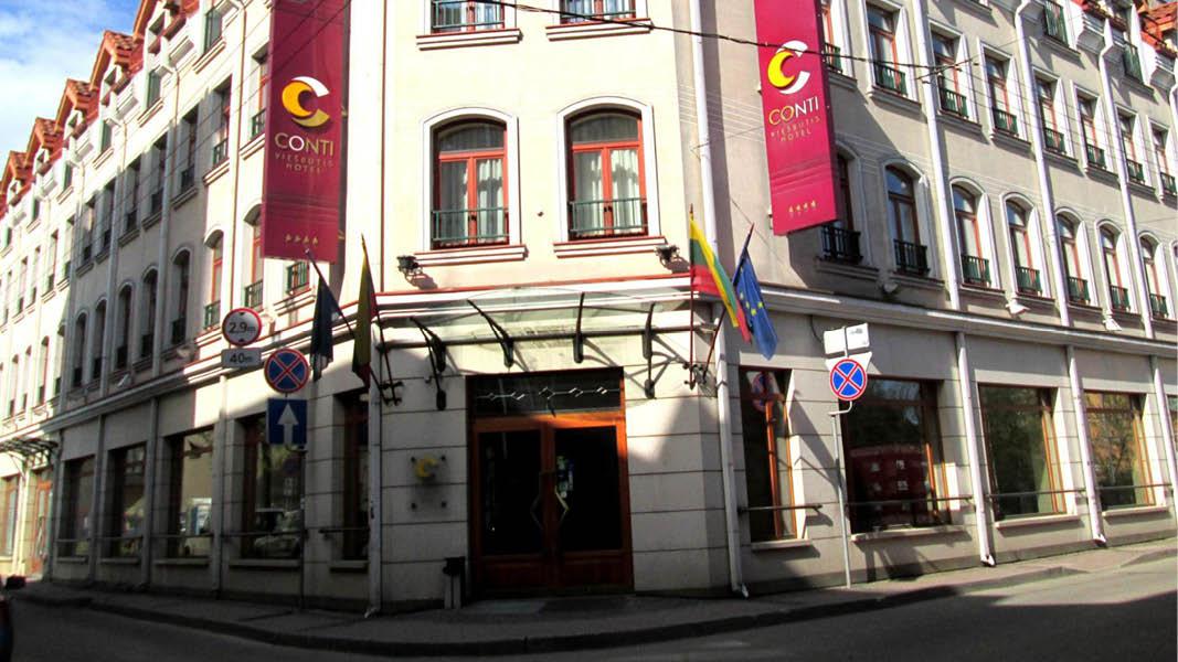 Hotel Conti - Svend gruppen