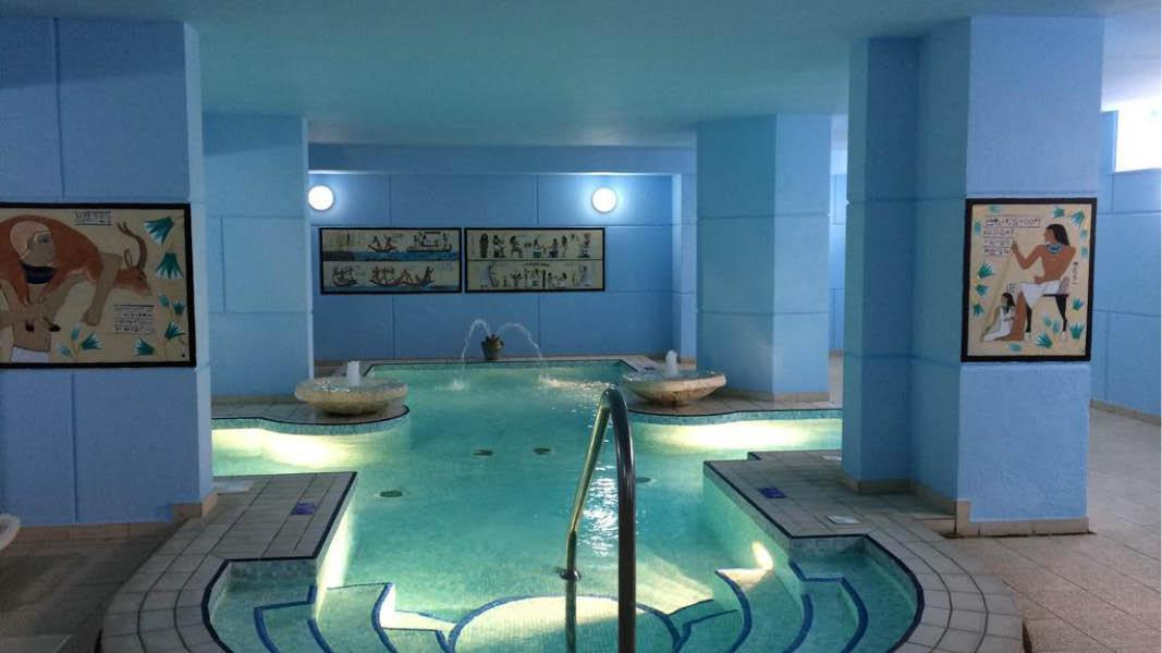 indend�rs pool og spa hotel topaz