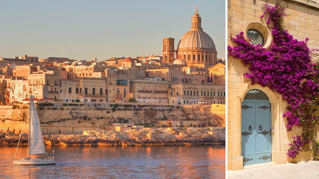 Kulturrejse til Malta