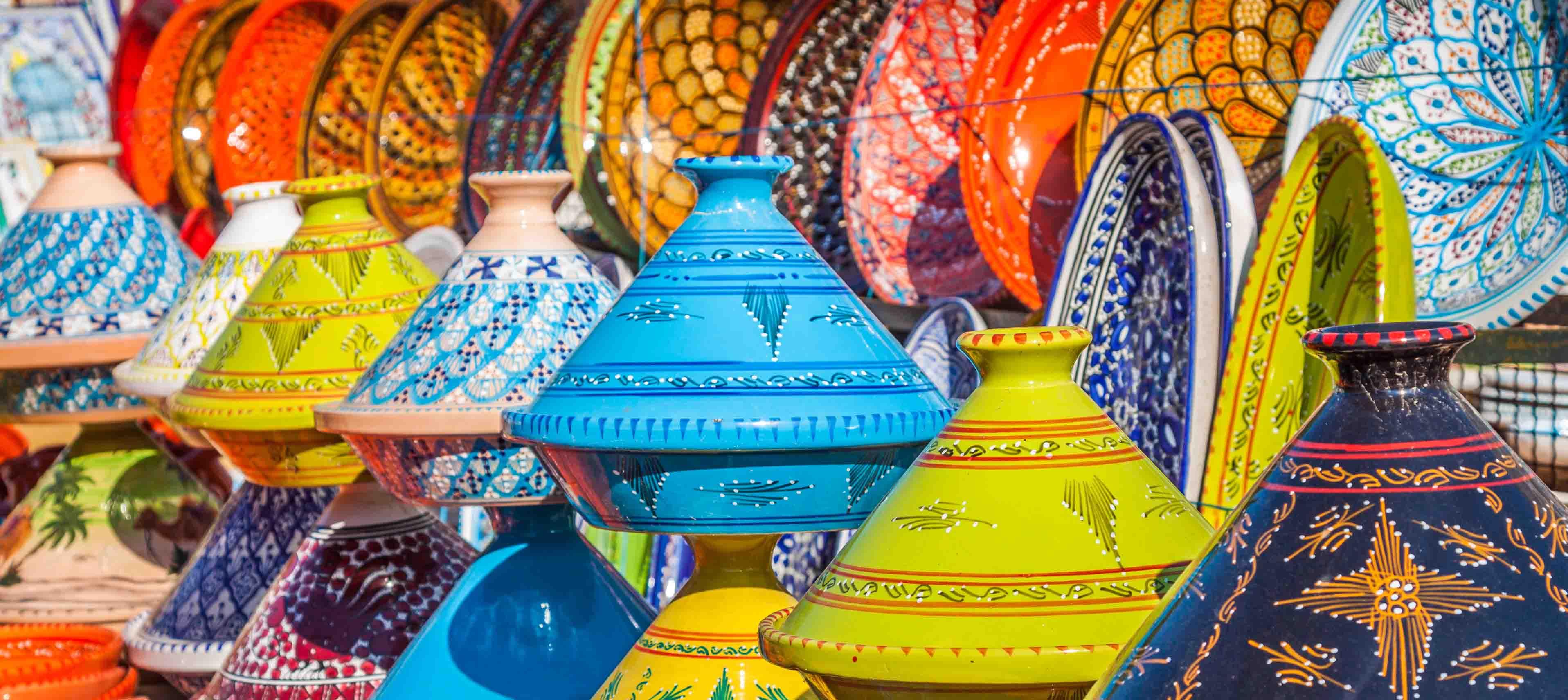 Rejser til Marokko