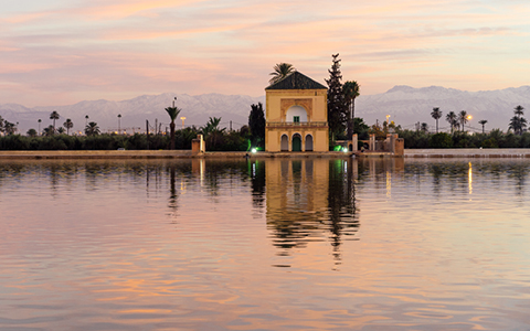 Magiske Marrakech