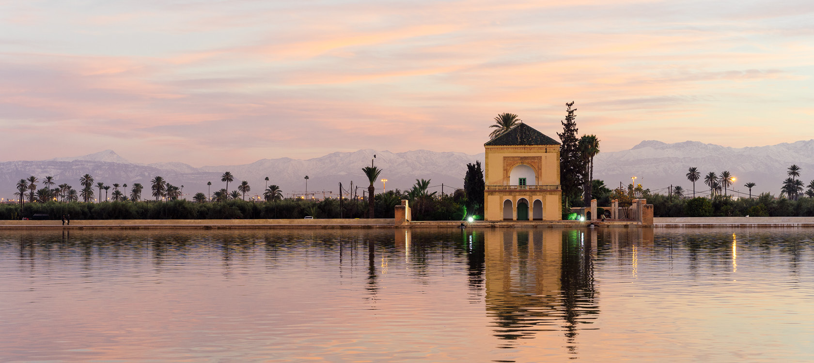Botanisk have, Marokko