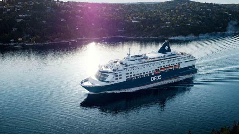 DFDS Oslobåden