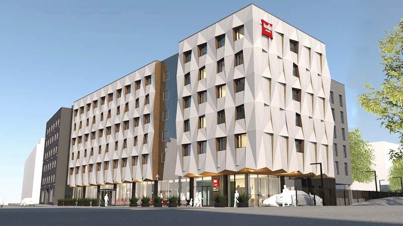 Hotel Ibis Vilnius Center