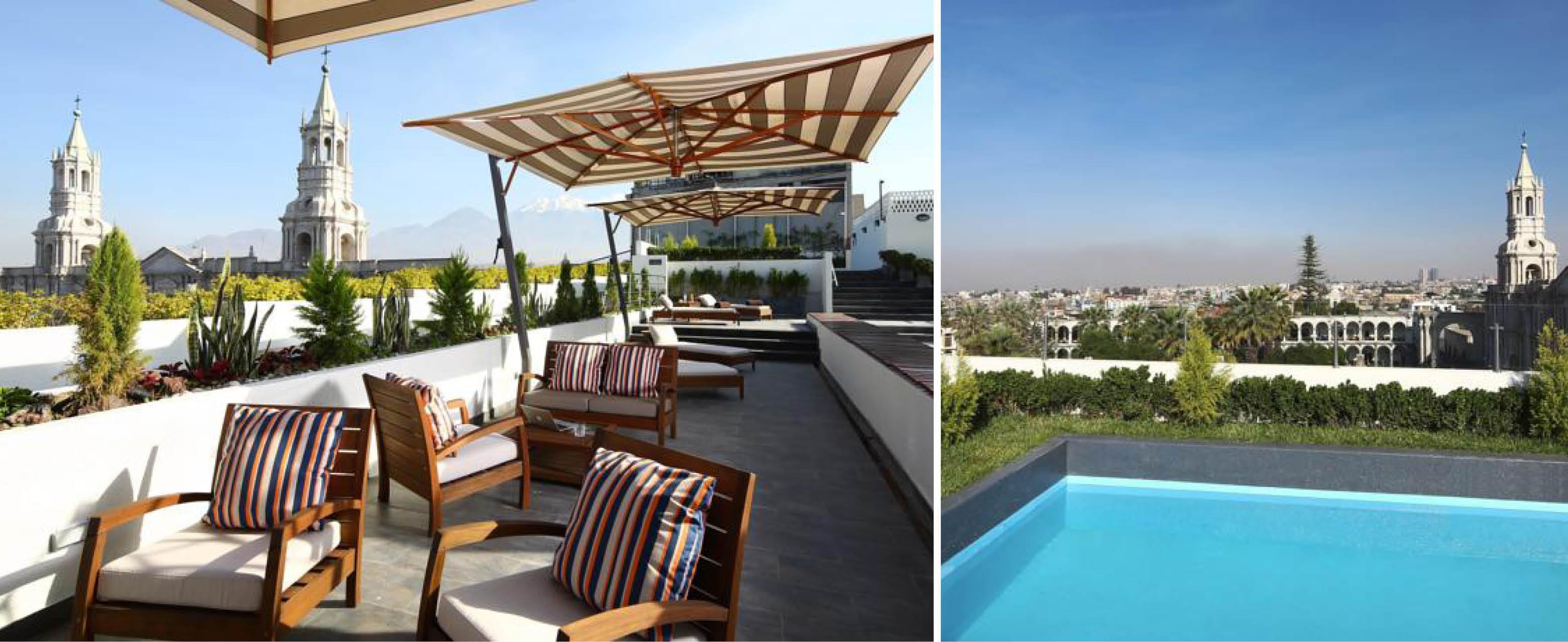 Arequipa - Casa Andina Select