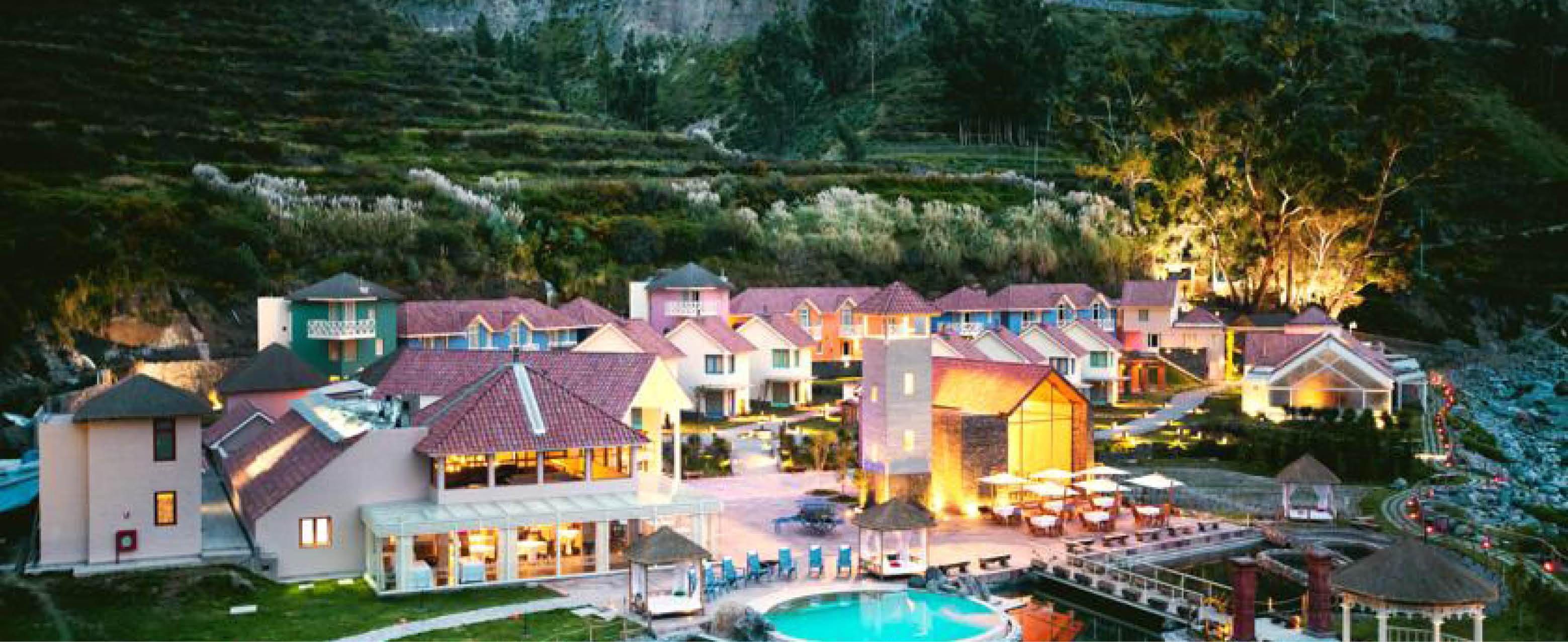 Colca – Aranwa hotel