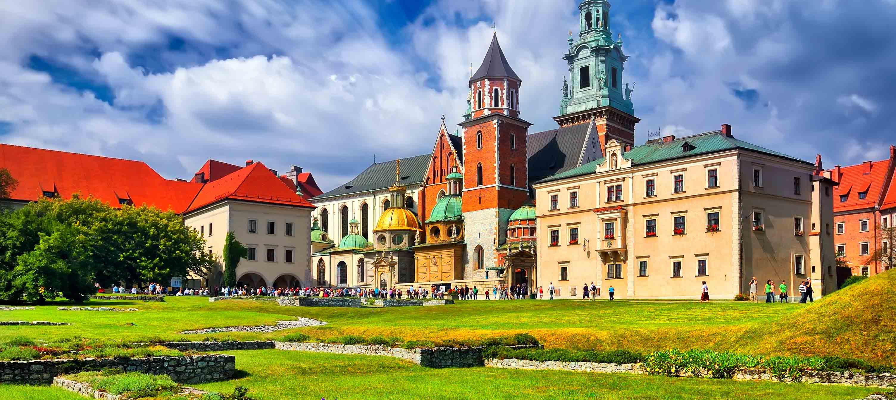 Rejs til Krakow med Kulturrejser Europa