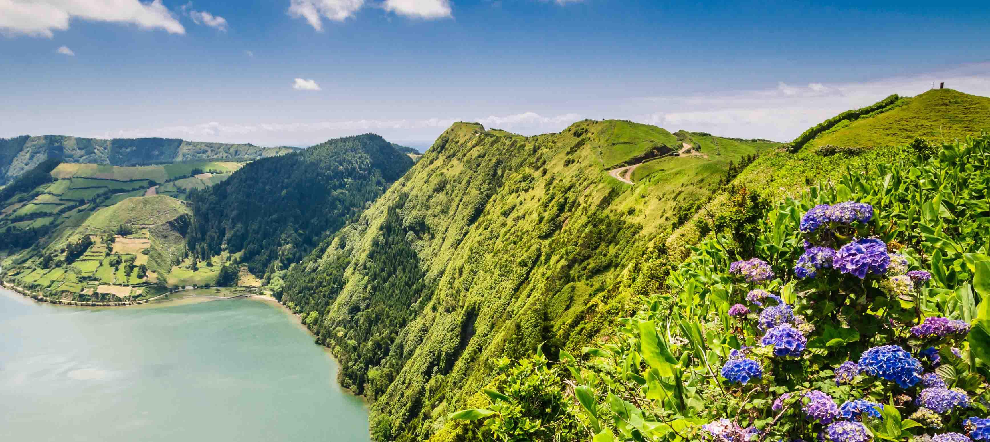 Oplev den rige natur på Azorerne, Portugal