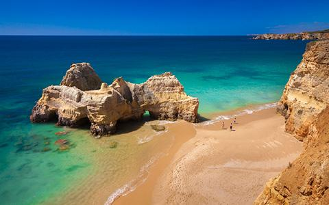 Langtidsferie den Iberiske halvø