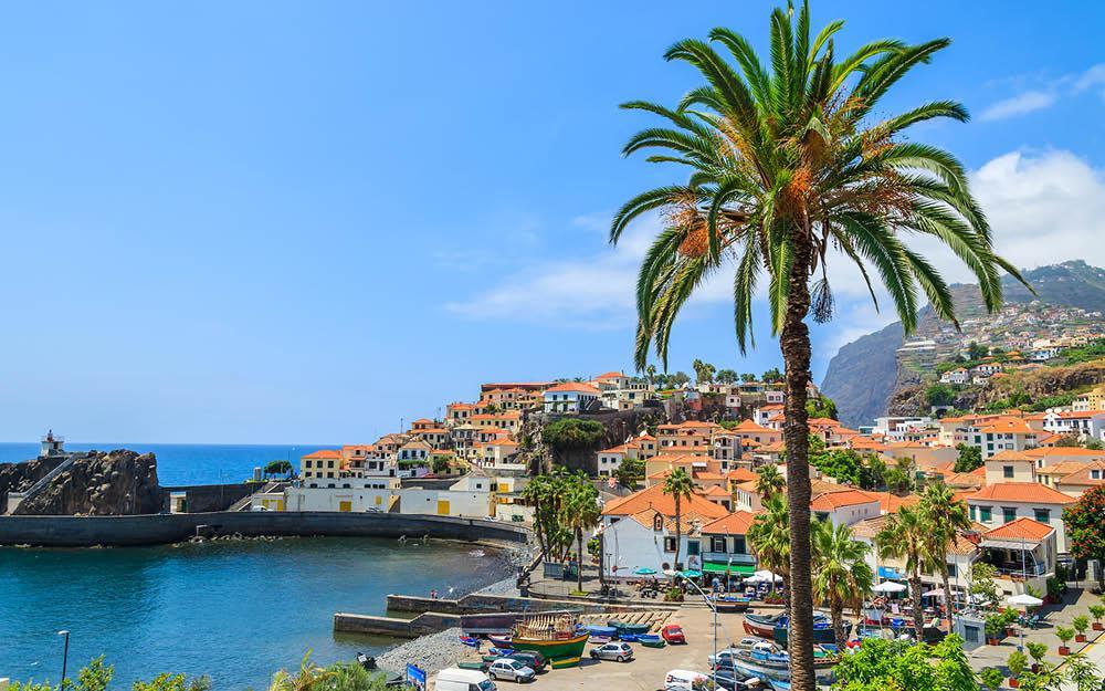 Lissabon og Madeira