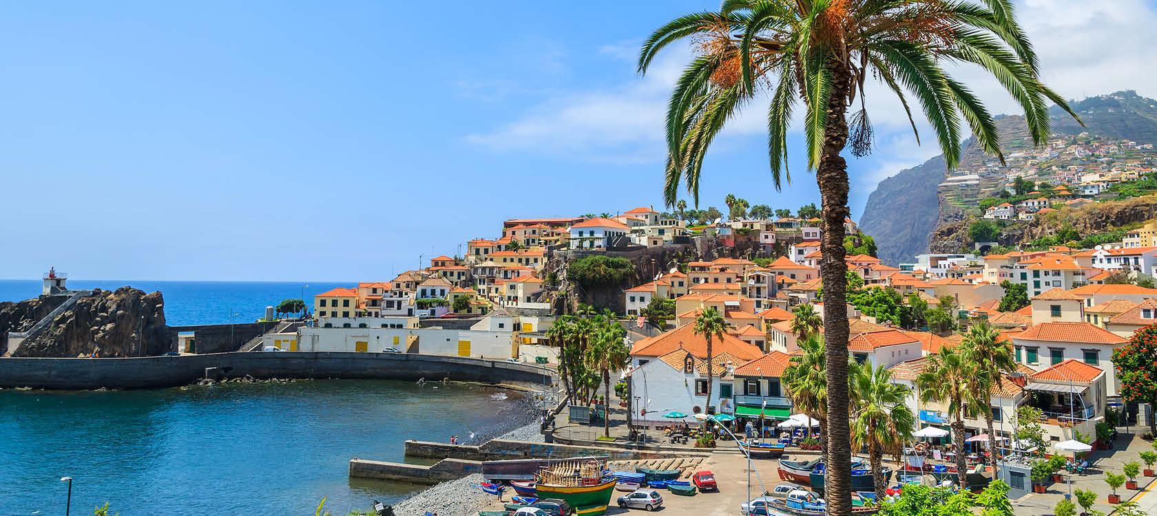 Skønne Madeira, Portugal